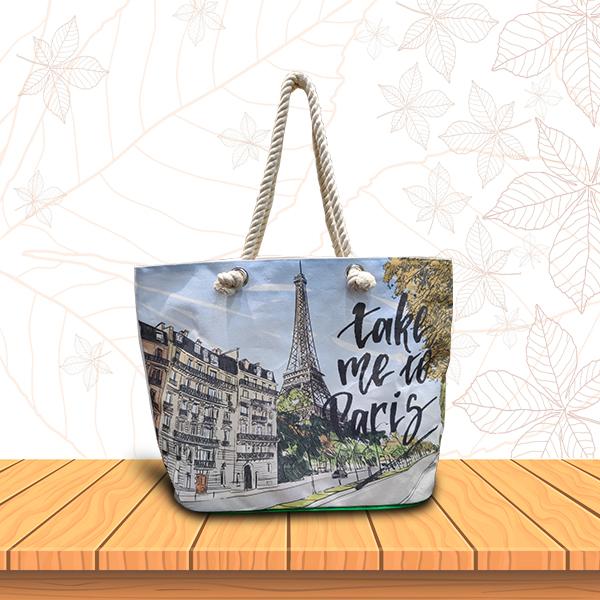 Fashionable Canvas Bag