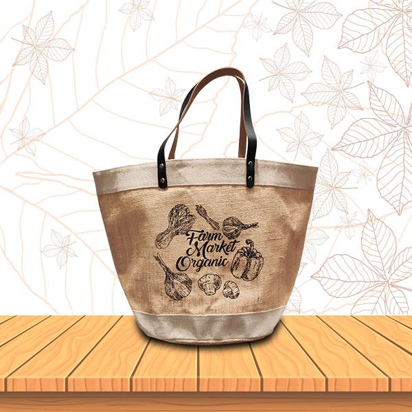 Market Grocery Bag - Thumbnail Image