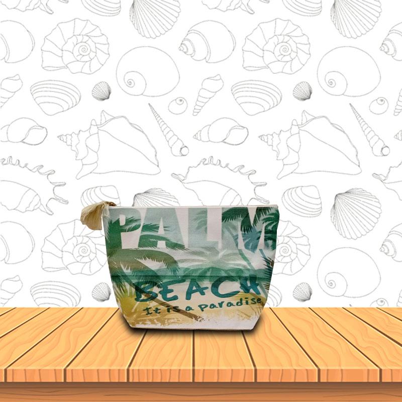 Beach Pouch Bag