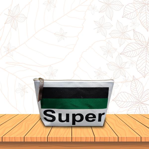 Canvas Pouch Bag - Thumbnail Image