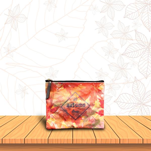 Autumn Pouch Bag