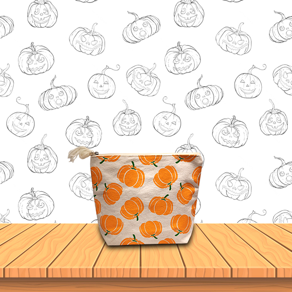 Halloween Pouch Bag