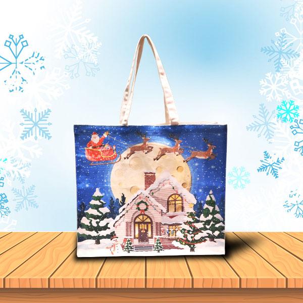 Christmas Tote Bag