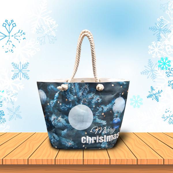 Christmas Tote Bag - Thumbnail Image