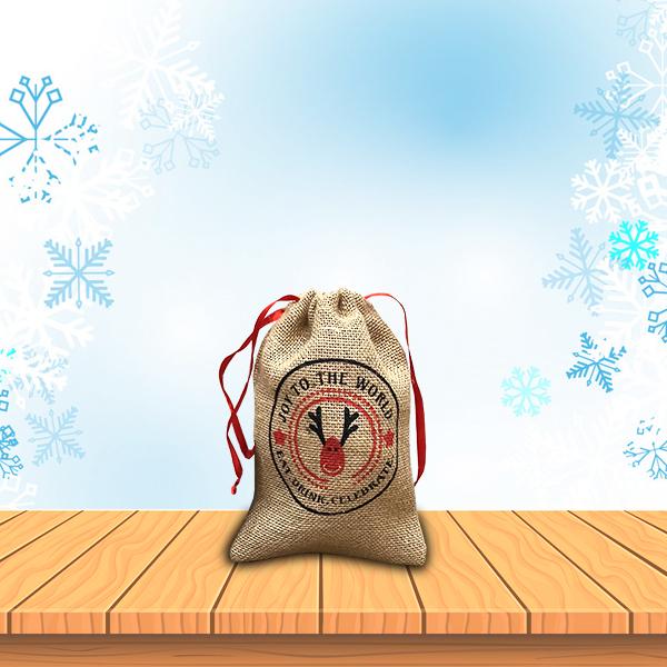 Christmas Gift Sack - Thumbnail Image